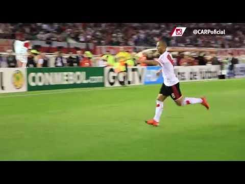 El primer gol de Sánchez a Chapecoense, desde el campo de juego