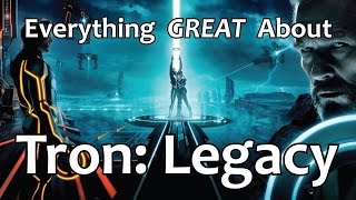 Video Everything GREAT About Tron: Legacy! MP3, 3GP, MP4, WEBM, AVI, FLV Juni 2018