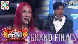 Video Pilipinas Got Talent 2018 Grand Finals: Joven Olvido - Vape Tricks MP3, 3GP, MP4, WEBM, AVI, FLV Oktober 2018