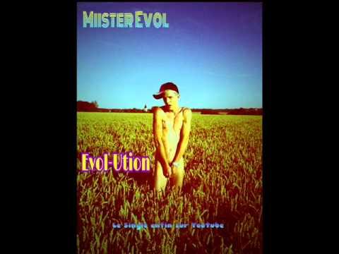 "Premier titre de Miister Evol : ""Evol-Ution"""