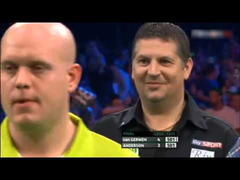 pdc european darts championship 2015 - final part 1
