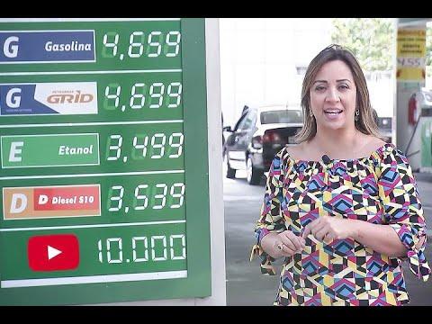 Debate sobre combustíveis foi visto por mais de 10 mil pessoas no YouTube