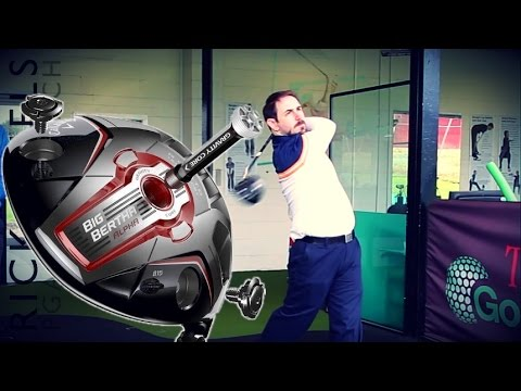 Callaway Big Bertha Alpha 815 Driver Tested by 13 Handicapper