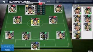 Dream league soccer team THANH TROLL