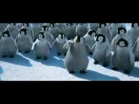 Happy Feet- Bad To The Bone