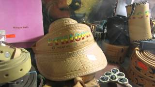 Ethiopia Hat   13 Months Of Sunshine   Addis Ababa   August 2013