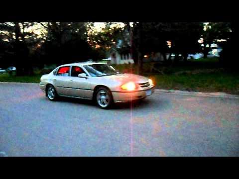 Impala Drive-By 6000 watt system, chrome rims, custom