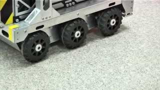 Roboty na Mechatronice PW