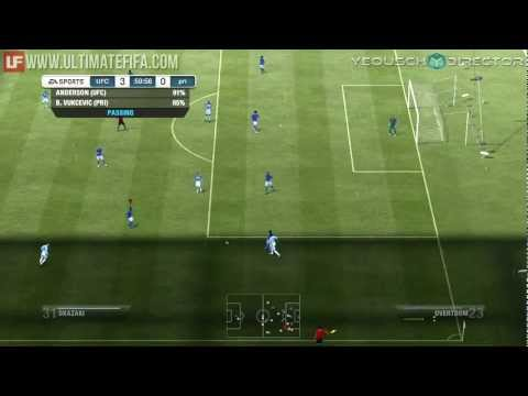 FIFA 12 Hybrid Team Skills Montage