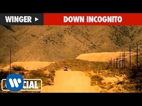 Winger - Down Incognito