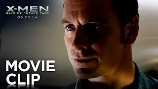 "X-Men: Days of Future Past | ""You Abandoned Us"" Clip [HD] 