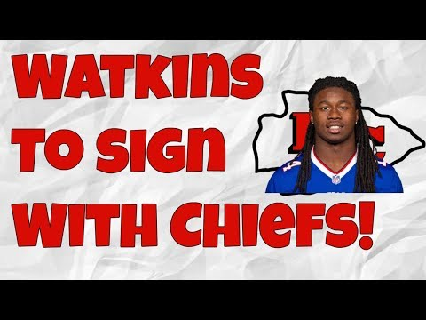 Sammy Watkins to sign with Chiefs! How much will it help Patrick Mahomes?