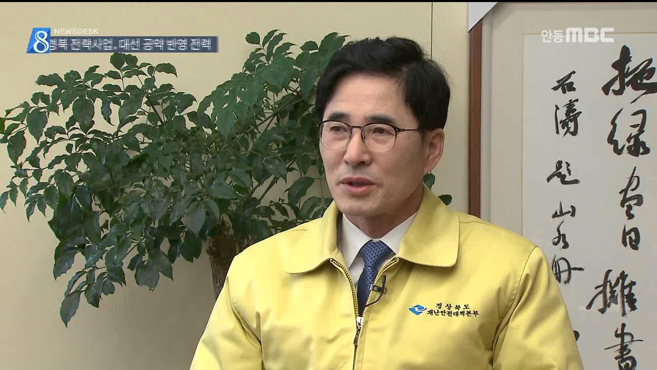 R]경북 전략사업, 대선공약 반영 전력