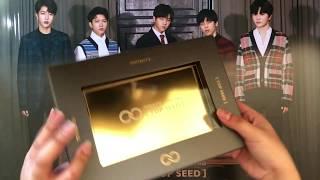 Infinite 'Top Seed' 3rd Album Unboxing