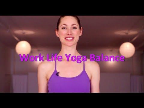 after work - Enjoy this feel-good yoga routine to help transition you from your work life into the rest of your life easily! Deep breaths! Get recipes and healthy things ...