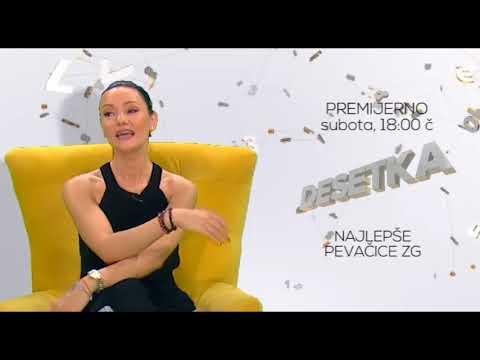 Desetka – Najlepše pevačice – (TV Grand 24. februar)