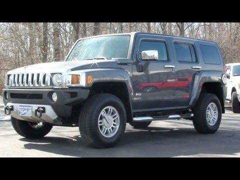 MVS – 2008 Hummer H3