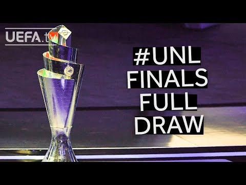 Watch the UEFA Nations League Finals Draw