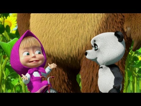 Маша и Медведь - Дальний родственник (15 Серия) Masha and The Bear /FULL HD/