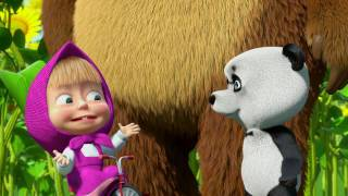 Маша и Медведь - Дальний родственник  (Серия 15) | Masha and The Bear (Episode 15)