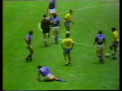Italia-Brasile 1970 Colore