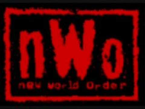 WCW/NWO Wolfpack themes song