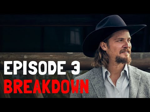 Yellowstone Season 3 Episode 3 - REVIEW AND RECAP
