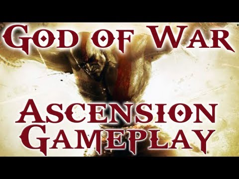 E3 2012 - A new look at God of War Ascension from E3.
