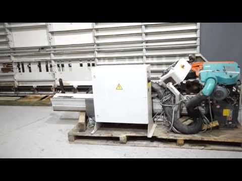 2001 Holz-Her 1230 Automatic Vertical Panel Saw