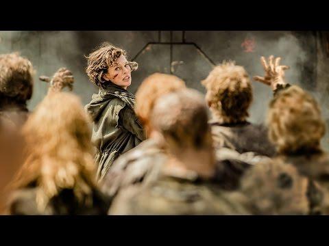 Resident Evil: The Final Chapter - Official International Trailer