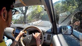 Yelagiri India  city pictures gallery : Driving Down Yelagiri Hills to Bengaluru Road Trip | Toyota Innova | India| Part 5