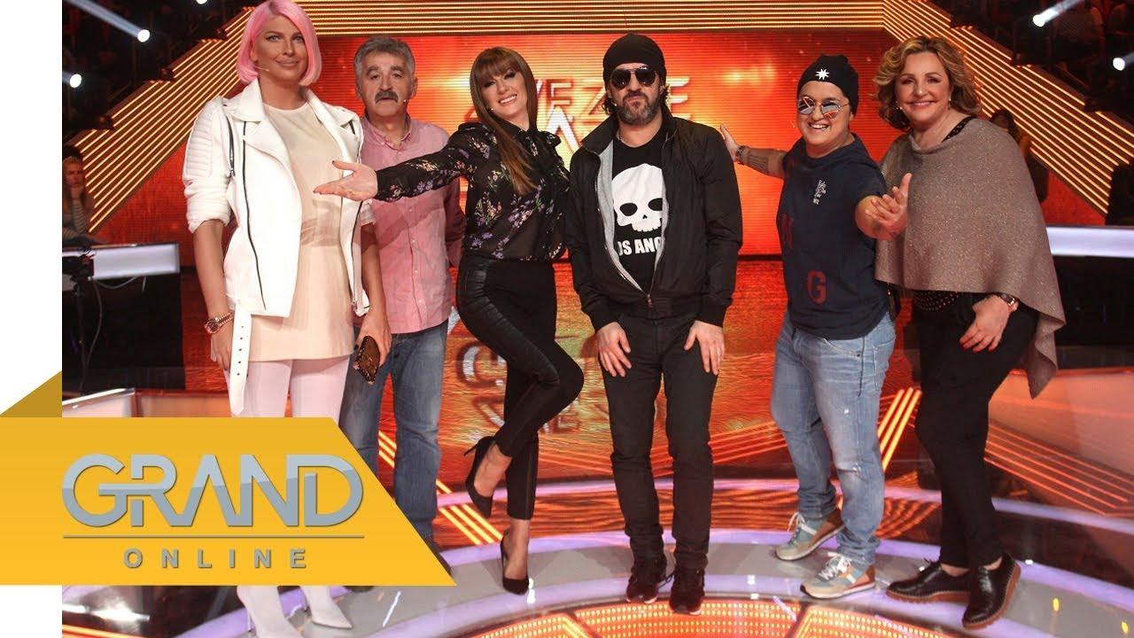 NOVE ZVEZDE GRANDA 2017 – 2018: Sedma emisija – 18. 11. – najava