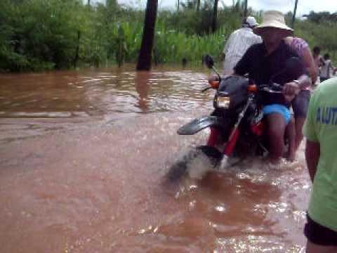 Relembrando, Enchente em Pirapemas