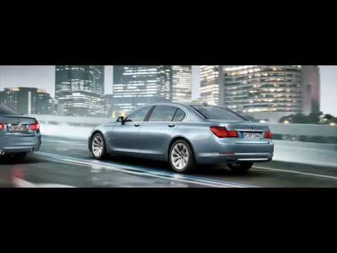 BMW ActiveHybrid 7   2012