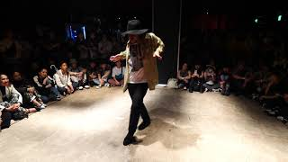 Irie – WDC 2019 POPPIN' JUDGE DEMO