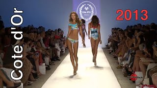 COTE D'OR SWIMWEAR - Mercedes-Benz Fashion Week Swim 2013