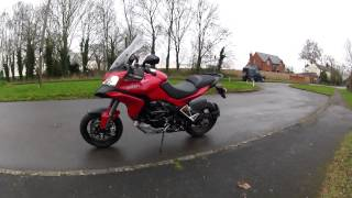 9. 2013 Ducati Multistrada Review