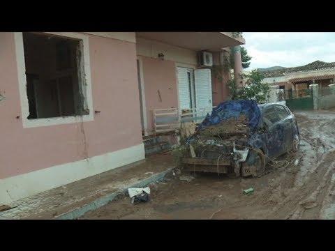 Μάνδρα: Οδύνη για τους 20 νεκρούς – Συνεχίζονται οι έρευνες για τους αγνοούμενους