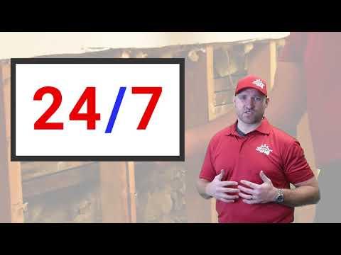 Water Damage Restoration Company   Restoration Pro 24   1-844-438-7832