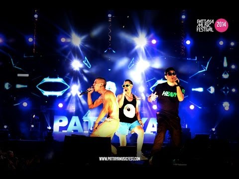 BuddhaBless สบายมาก || Pattaya Music Festival 2014 Official