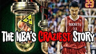 The Single CRAZIEST Conspiracy in NBA History!