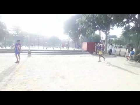 Volleyball match ghrounda vs chor karsa