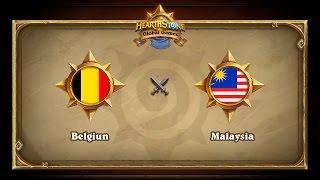 BEL vs MYS, game 1