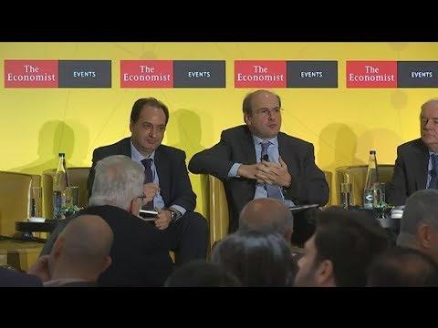 Συνέδριο Economist: Οι υποδομές σε Ελλάδα και Ανατολική Μεσόγειο την επόμενη 10ετία