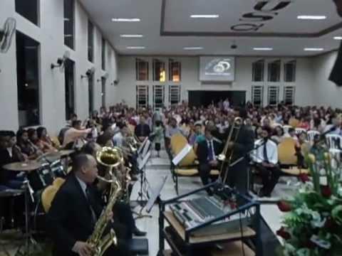 Orquestra Exodos Assembleia de Deus em Amambai-MS
