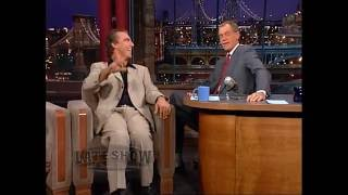 Jay Thomas on the Late Show with David Letterman #9