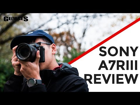 Sony a7R III Mirrorless Digital Camera (Body Only) video