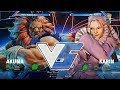 SFV: Echo Fox Tokido vs PG Punk - EVO 2017 Grand Final - CPT2017