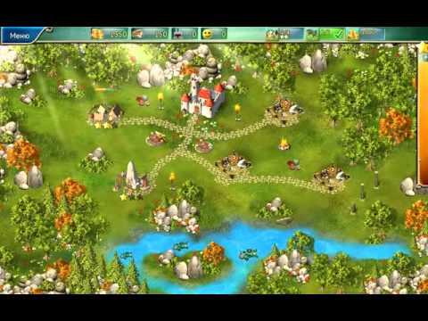 Игровое видео: Королевские сказки