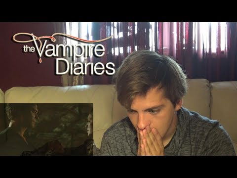 The Vampire Diaries Season 6 Episode 1 (REACTION) 6x01 I'll Remember